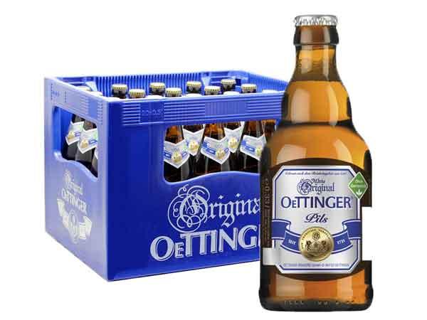 Best verkochte bier in Duitsland is Oettinger – De Top 10