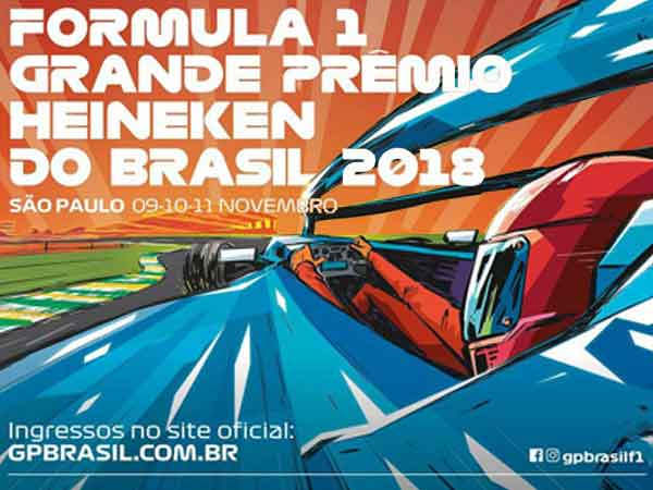 Alle winnaars Formule 1 Grand Prix Brazilië sinds 1973