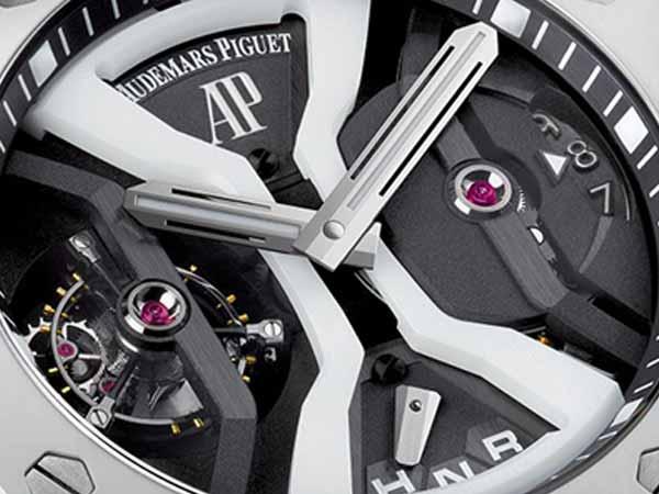 Audemars Piguet Royal Oak Concept GMT Tourbillion