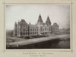 Pierre Cuypers Rijksmuseum Amsterdam