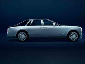 Beste super de luxe auto 2018 is de Rolls-Royce Phantom