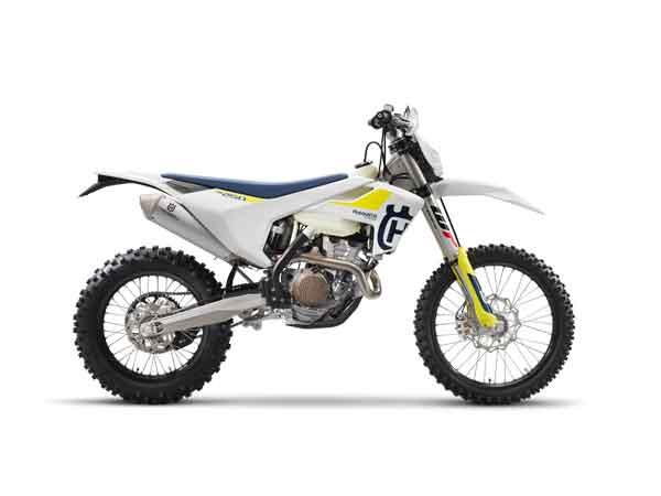 Beset Dual-Sport motor van 2018 - Enduro—Husqvarna TE 250i