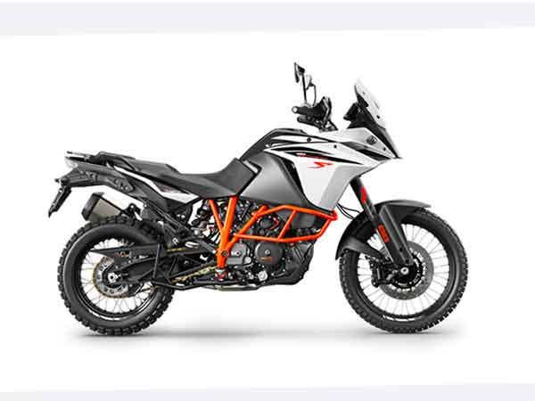 Beste adventure motor van 2018 - KTM 1090 Adventure R