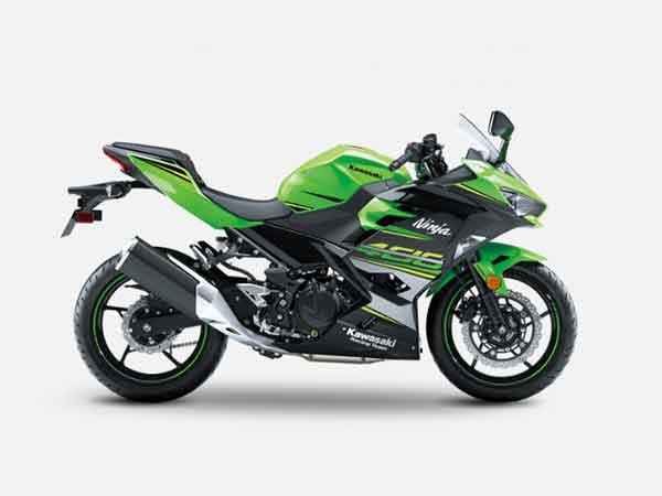 Beste lichtgewicht Streetbike van 2018 - Kawasaki Ninja 400