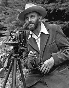 Ansel Adams (ca. 1950)