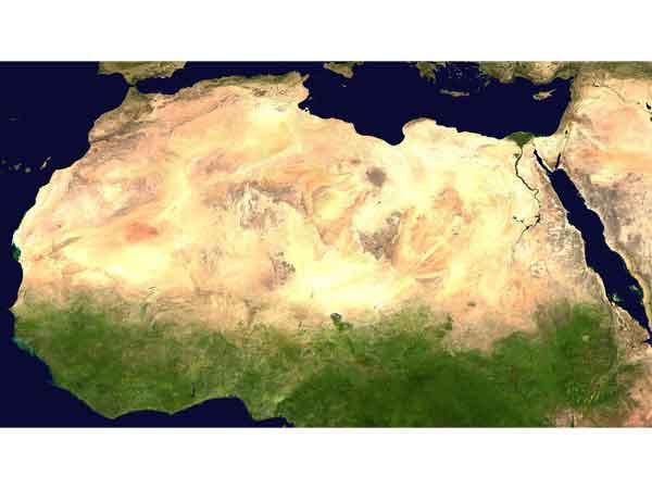 De grootste woestijn ter wereld is de Sahara – De top 10