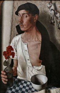 Dick Ket - Zelfportret (1932), Museum Boijmans Van Beuningen