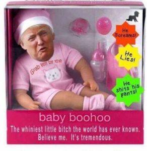 Donald Trump - Baby Trump