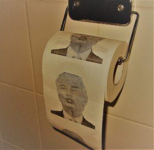 Donald Trump - WC Papier