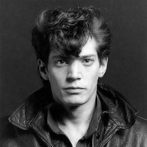 Robert Mapplethorpe, zelfportret 1980