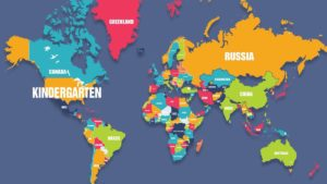 Donald Trump, de VS en de wereld