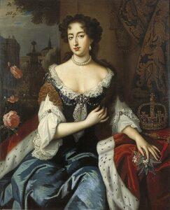 Willem Wissing. Portret van Maria Stuart