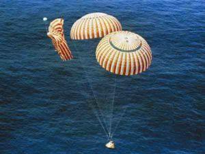 De parachute - Top 10 belangrijkste Franse uitvindingen