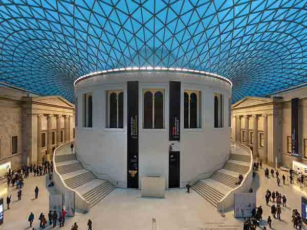 Populairste culturele attractie van Groot-Brittannië is het British Museum – Top 100