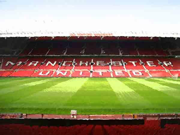 Top 50 Grootste stadions in Engeland