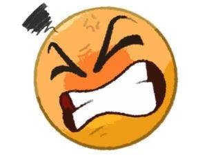 Negatieve emoties zorgen voor wantrouwen