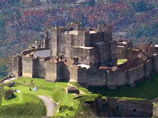 Top 100: Mooiste middeleeuwse kastelen