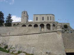 De Citadel bij Sisteron