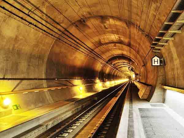 Langste tunnels ter wereld – de top 10