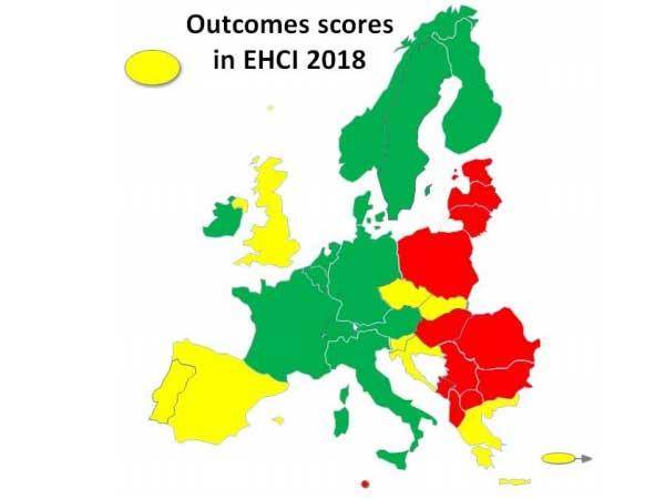 Landen met de beste gezondheidszorg in Europa 2018 – Top 35 Nederland 2e