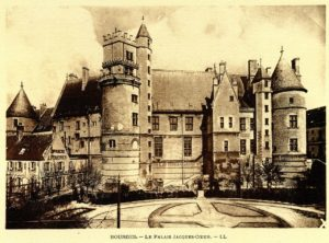 Le palais Jacques-Cœur