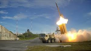 THAAD missile defence systems