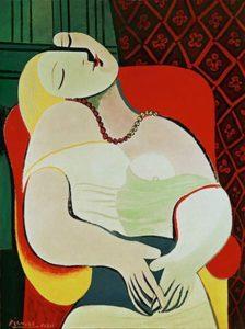 Le Rêve - Pablo Picasso (1932)