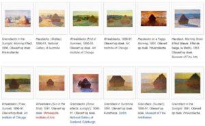 Les Meules - Claude Monet (1890 – 1891)