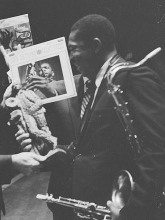 Coltrane in Amsterdam 1961