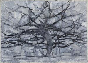 Piet Mondriaan: De grijze boom - 1911