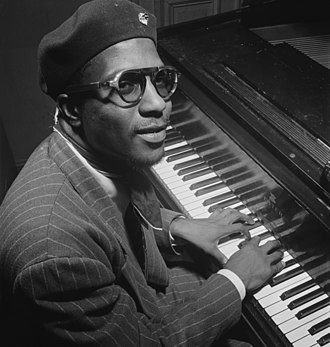 Thelonious Monk in 1947