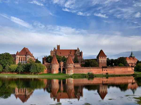 Top 10 grootste kastelen ter wereld