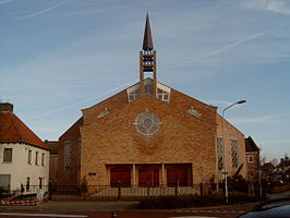 Kerkgebouw GG Opheusden