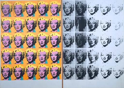 Beroemdste schilderijen Andy Warhol – Top 10
