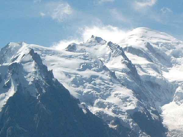 Top 50 hoogste bergen van Frankrijk