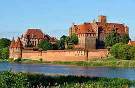 Grootste kastelen ter wereld: Slot Mariënburg