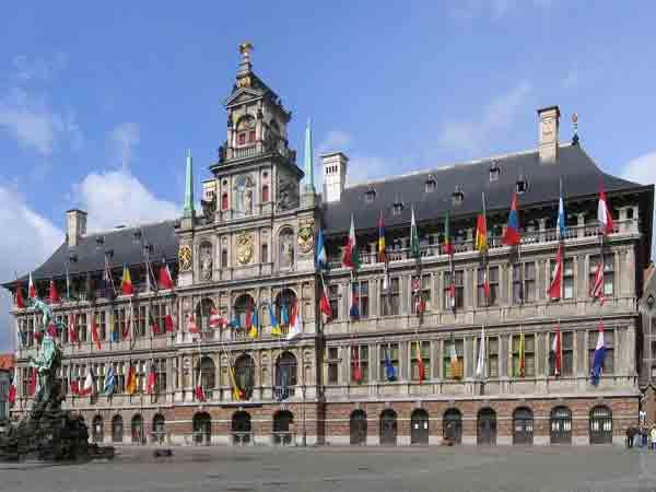Top 50 grootste steden in België