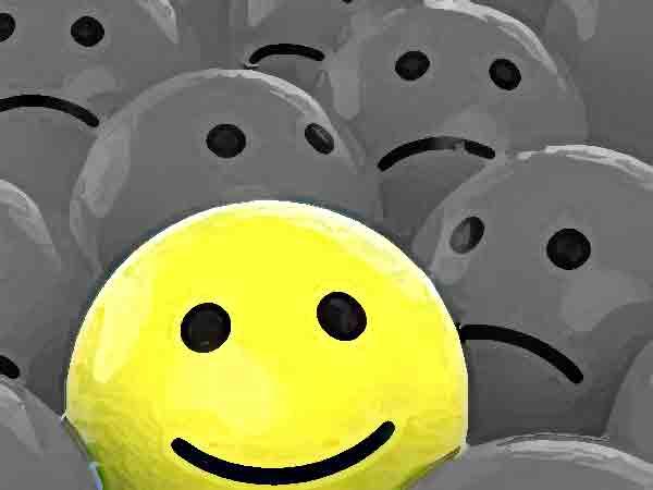 Optimisten gelukkiger en leven langer