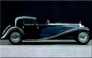 Type 41 Bugatti Royale (1931)