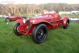 Alfa Romeo 8C 2300 Monza Spider Corsa