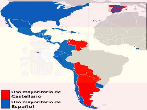 Landen waar Spaans de officiële taal is – 21 stuks