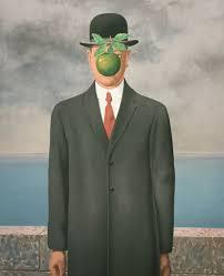 Le fils de l'homme (1964) - René Magritte