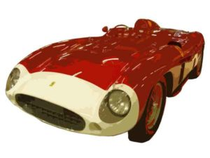 Ferrari 860 Monza (1956) Duurste autoklassiekers aller tijden