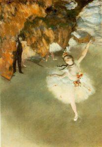 L'Etoile / De ster (1878) - Edgar Degas