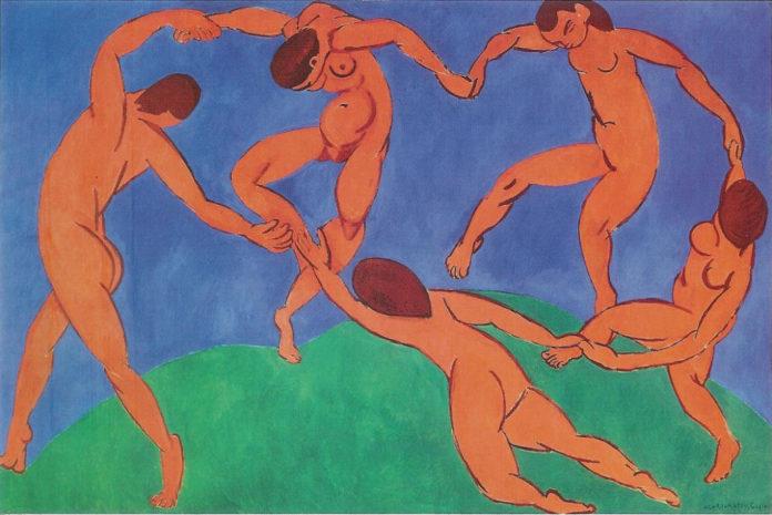La danse / De dans (1910) - Henri Matisse
