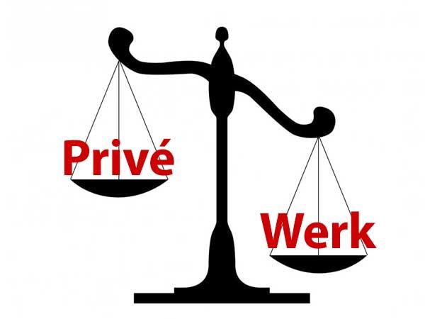 Landen met beste balans privé en werk 2019 – Top 10: NL op één