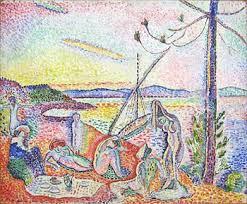 Luxe, calme et volupté / Luxe, kalmte en lust (1904) - Henri Matisse