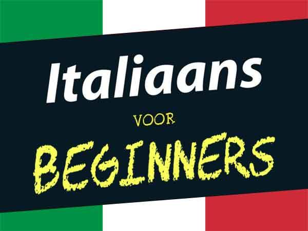 Meest gebruikte Italiaanse woorden en zinnen – De Top 100