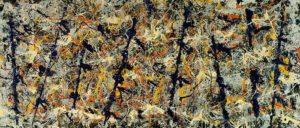 Blue Poles (1952) - Jason Pollock