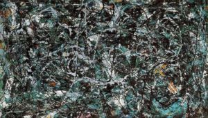 Full Fathom Five (1947) - Jackson Pollock